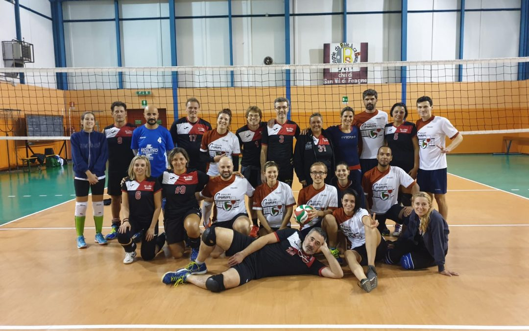 Buona la prima per la Volley CormOld