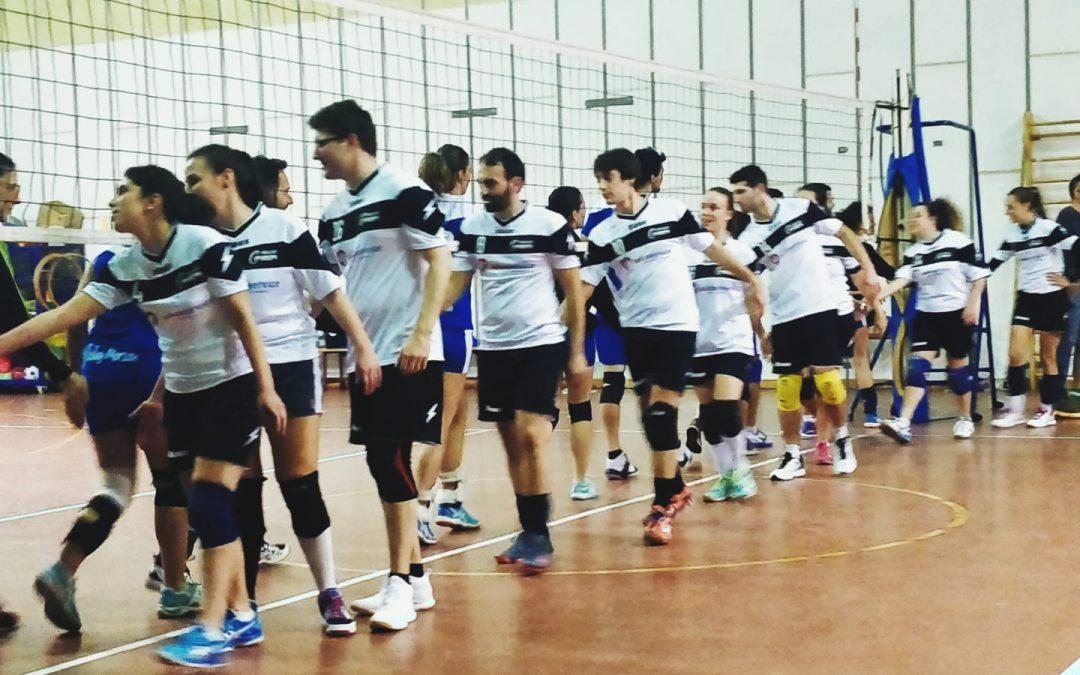 Sconfitta 3 a 0 la Easy Volley Cormor
